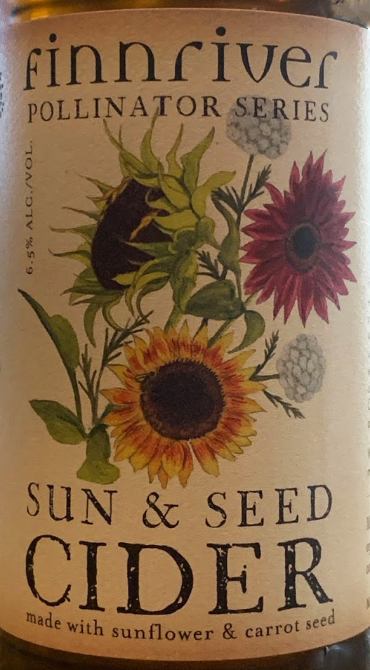 Sun & Seed Cider
