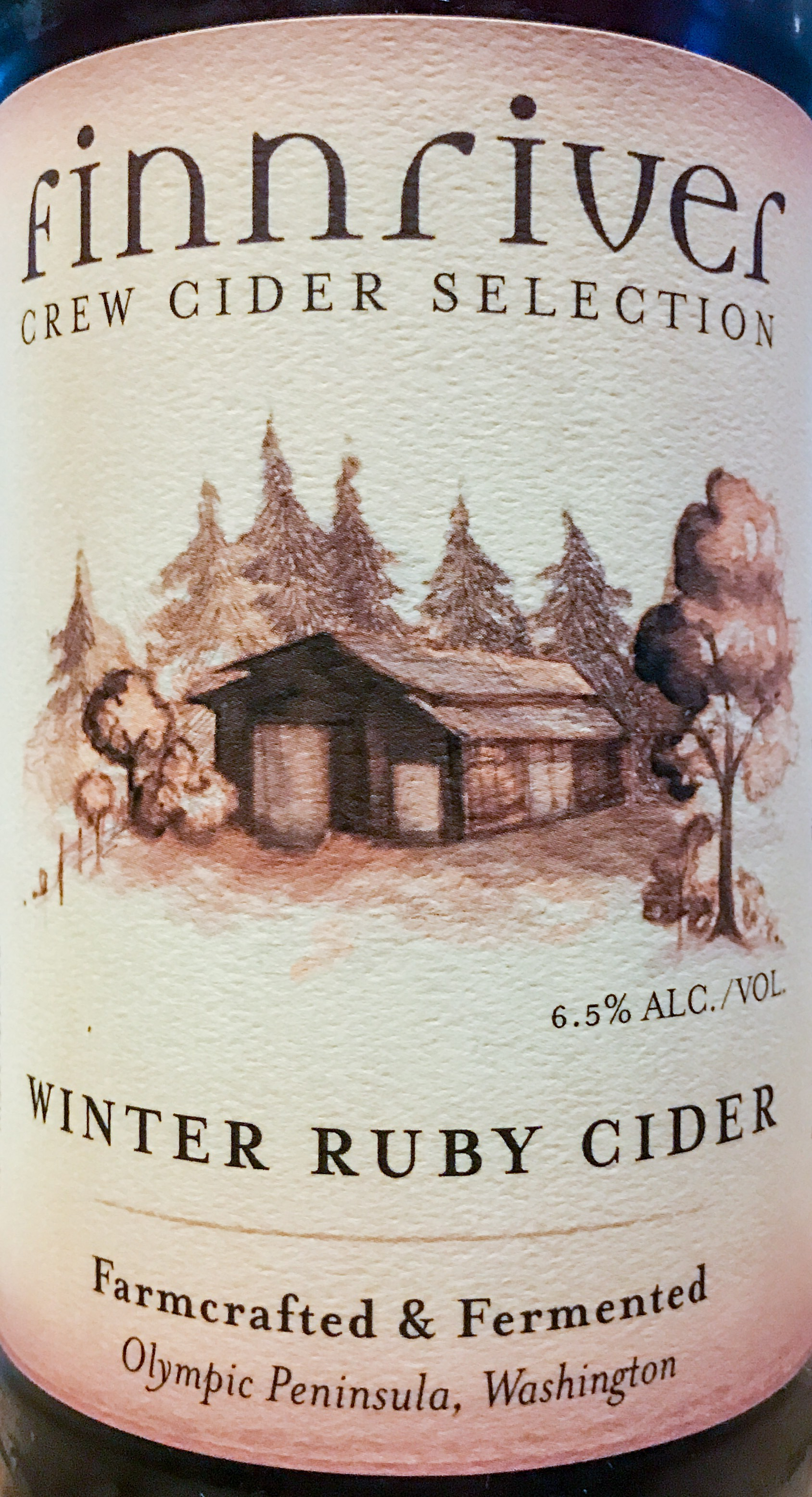 Crew Cider Selection - Winter Ruby Cider
