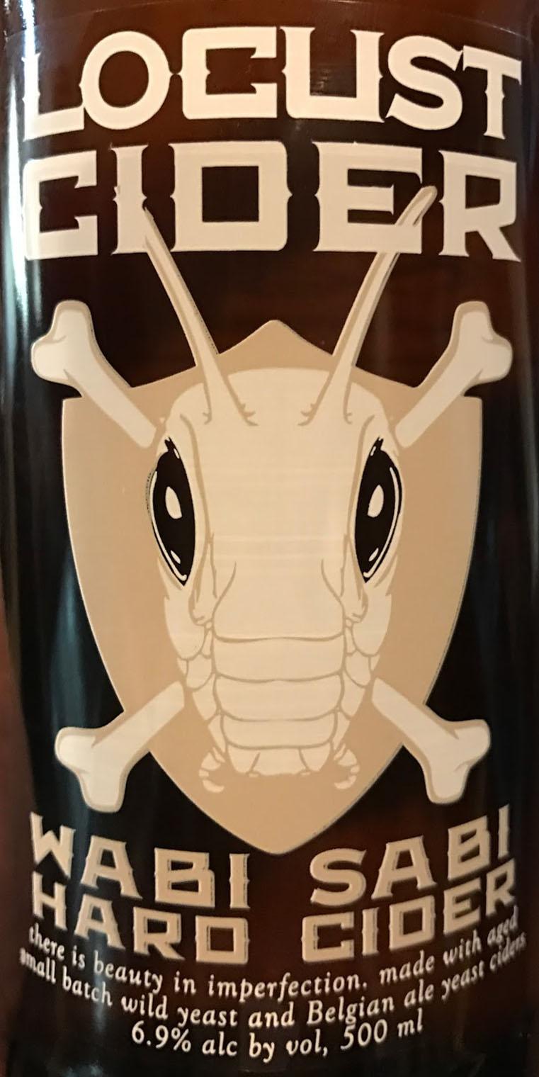 Wabi Sabi Hard Cider