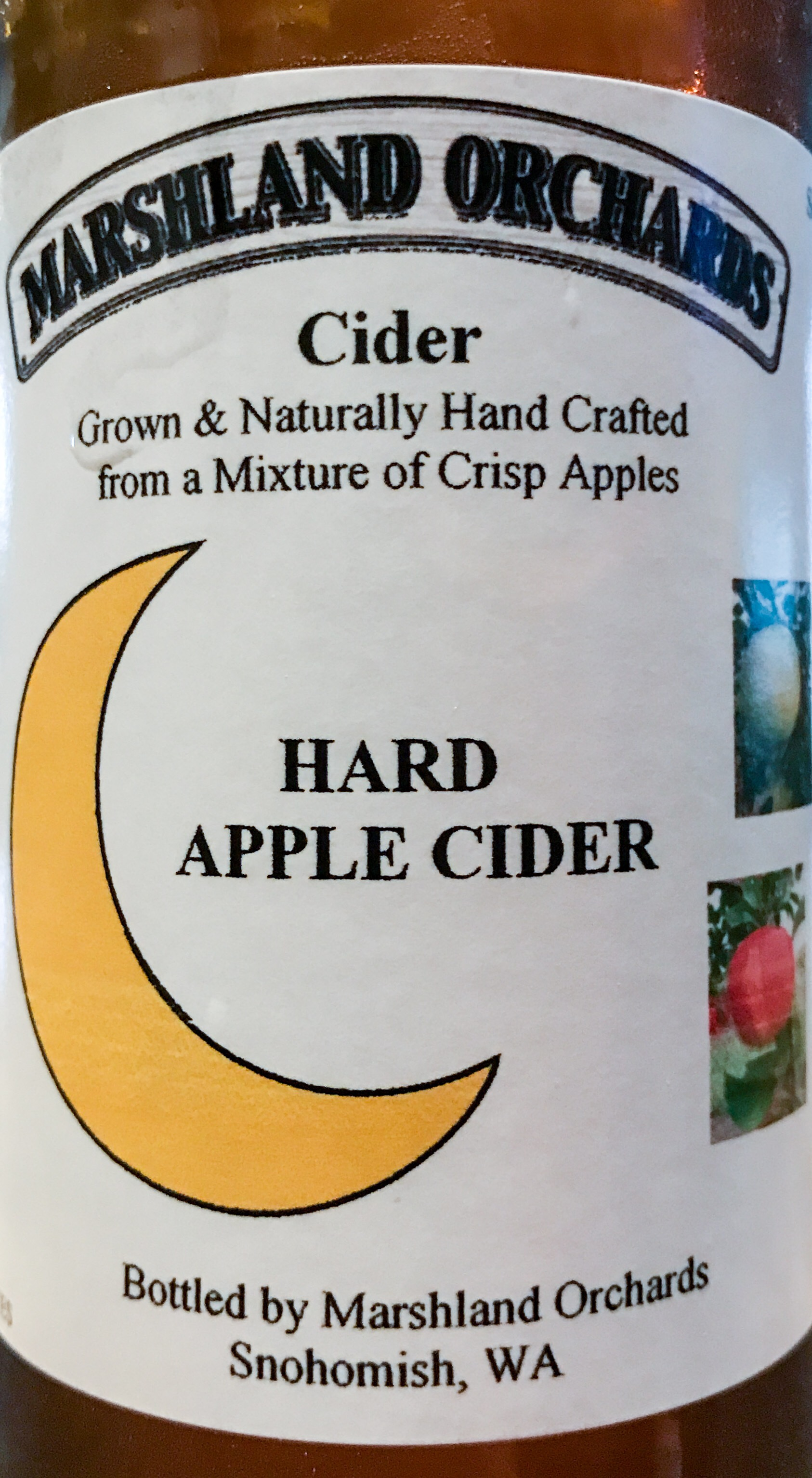 Marshland Orchards Cider