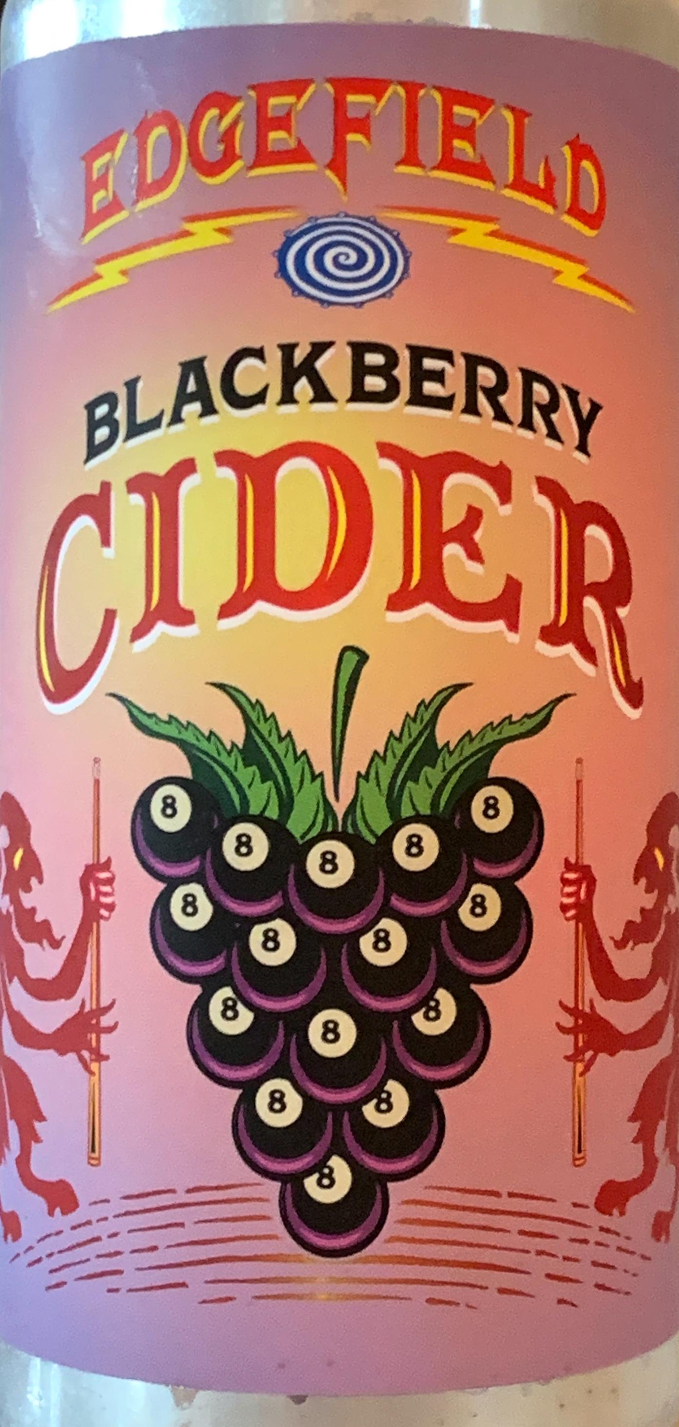 Blackberry Cider