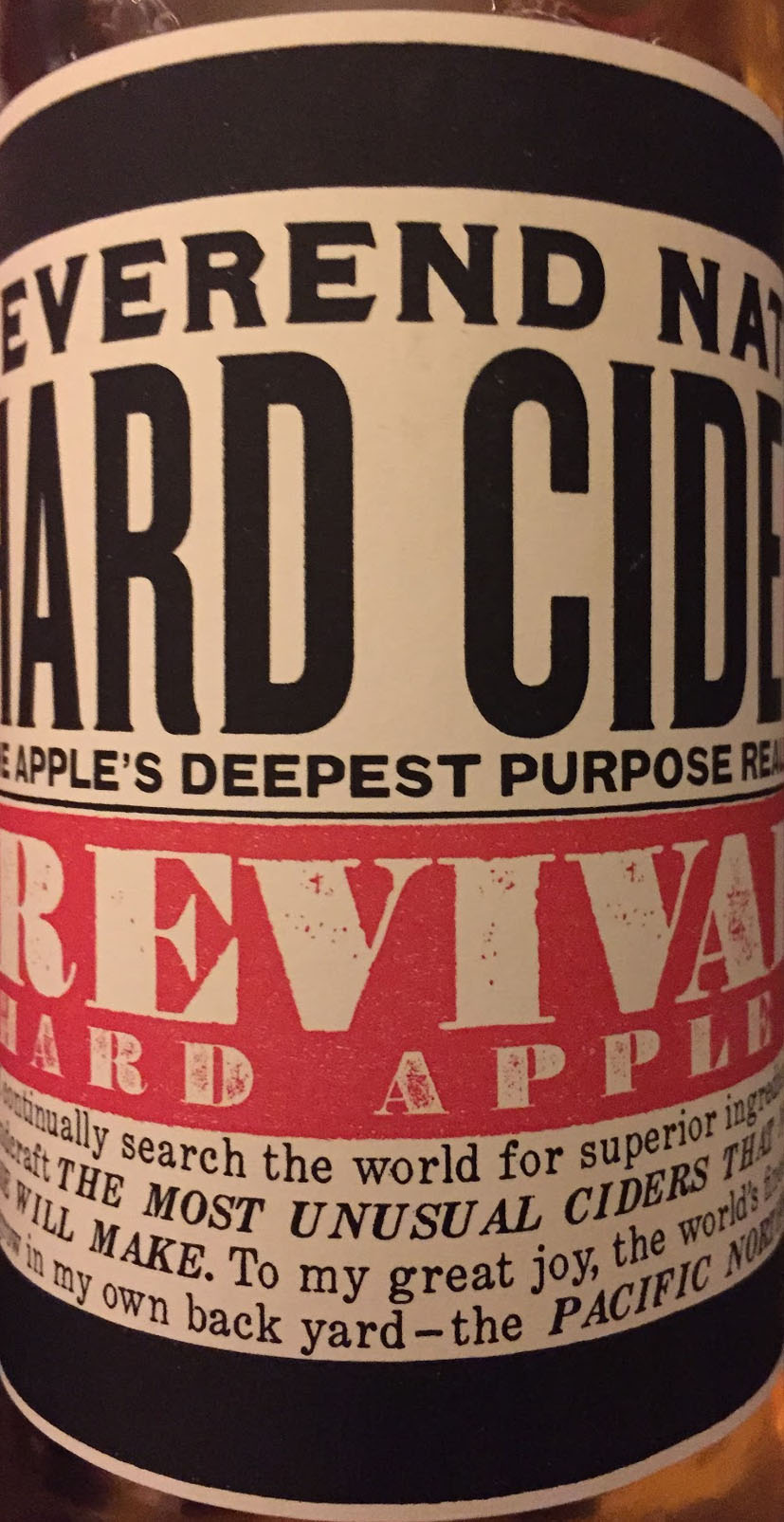 Revival Hard Apple
