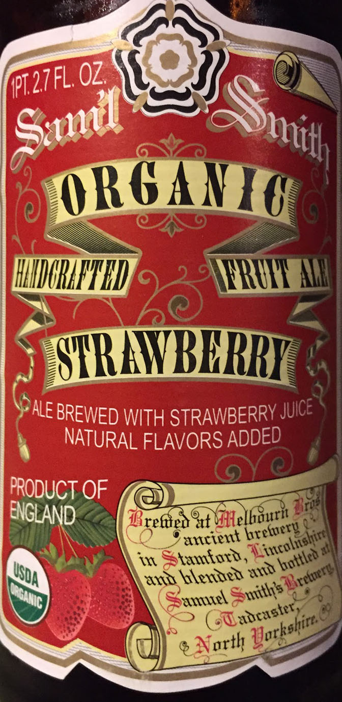 Strawberry Ale