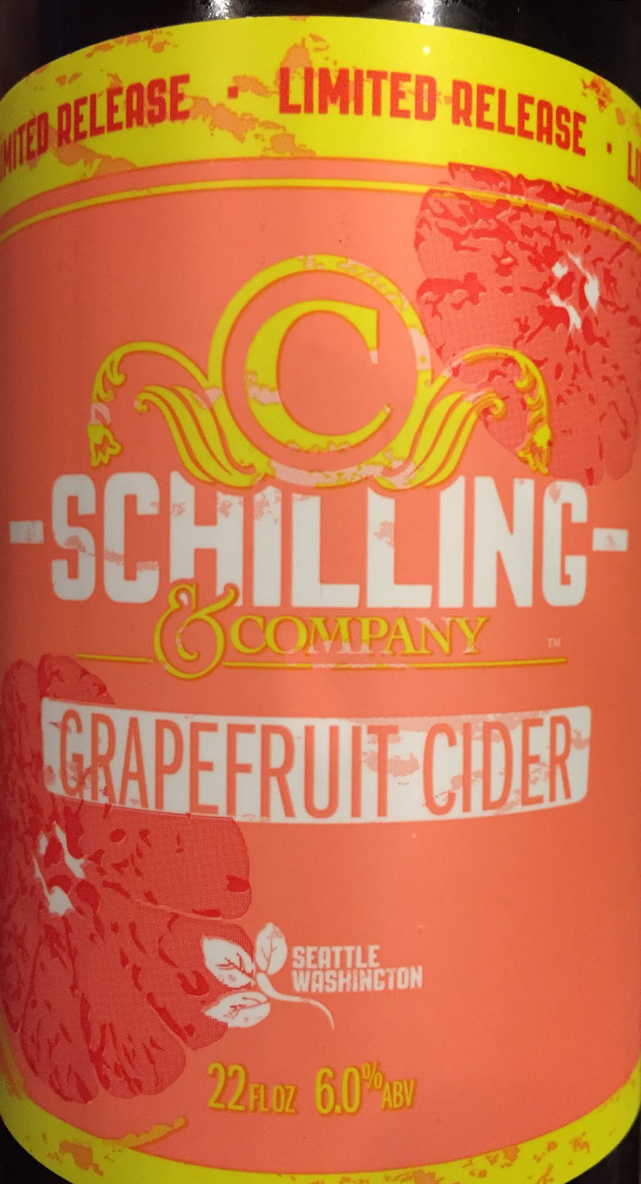 Grapefruit Cider