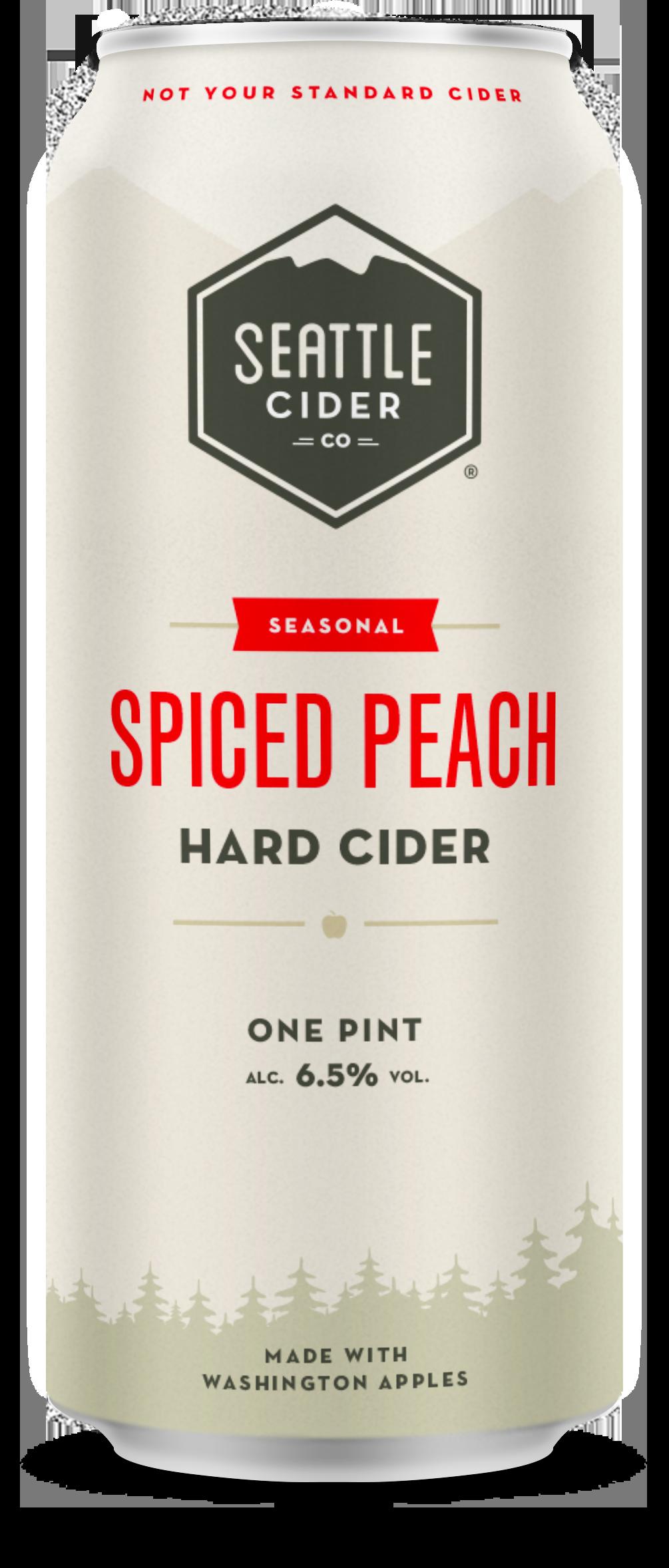 Spiced Peach
