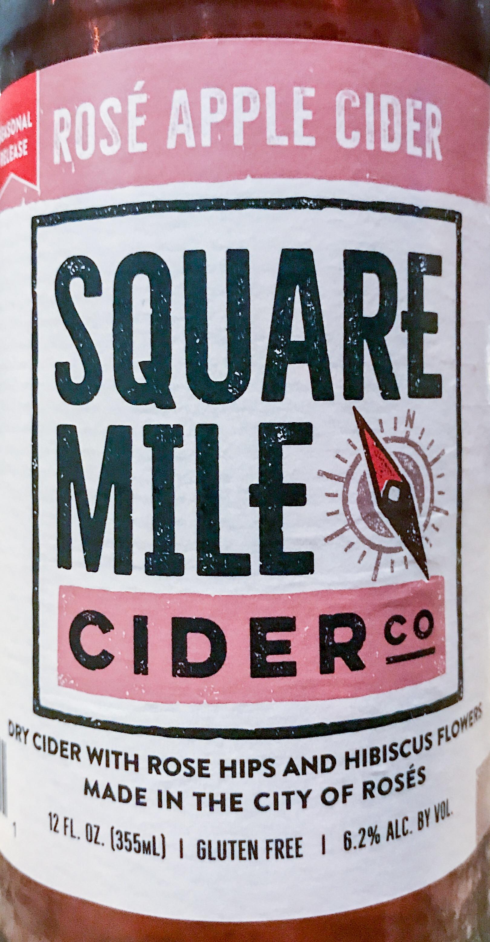 Rosé Apple Cider