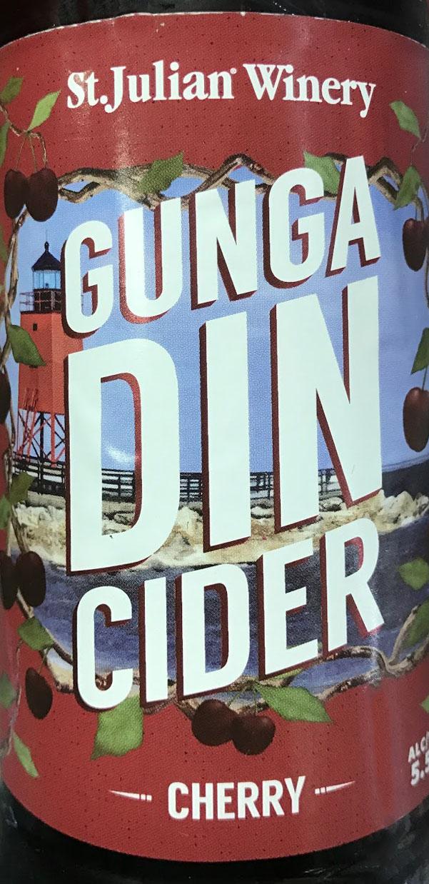 Gunga Din Cider Cherry