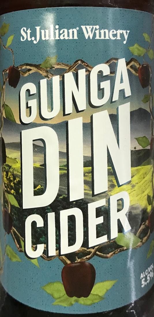 Gunga Din Cider