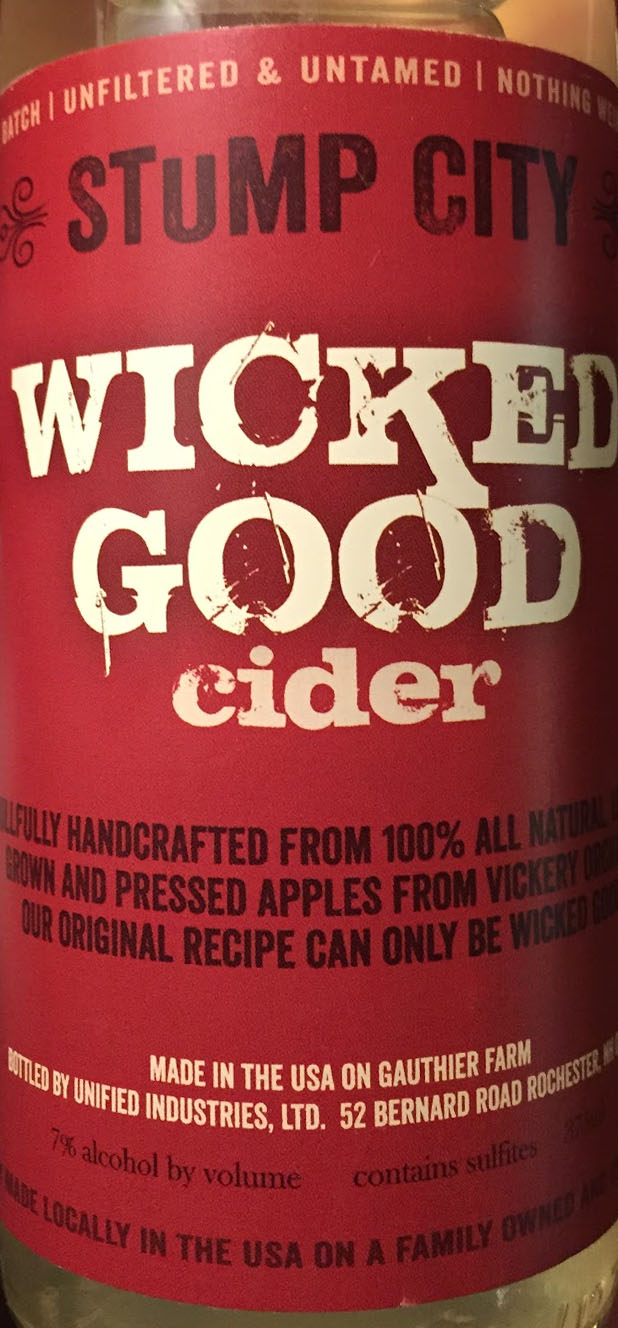 Wicked Good Cider