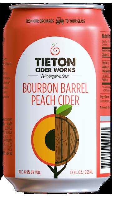 Bourbon Barrel Peach