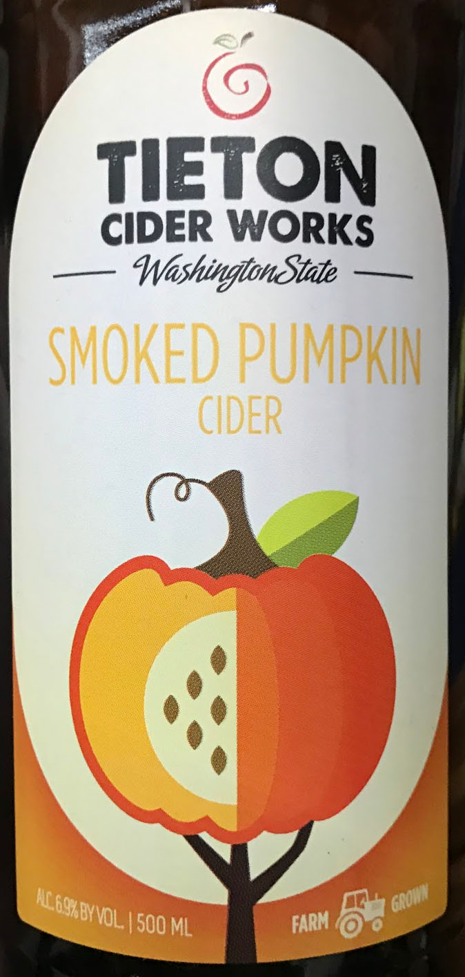 Smoked Pumpkin Cider