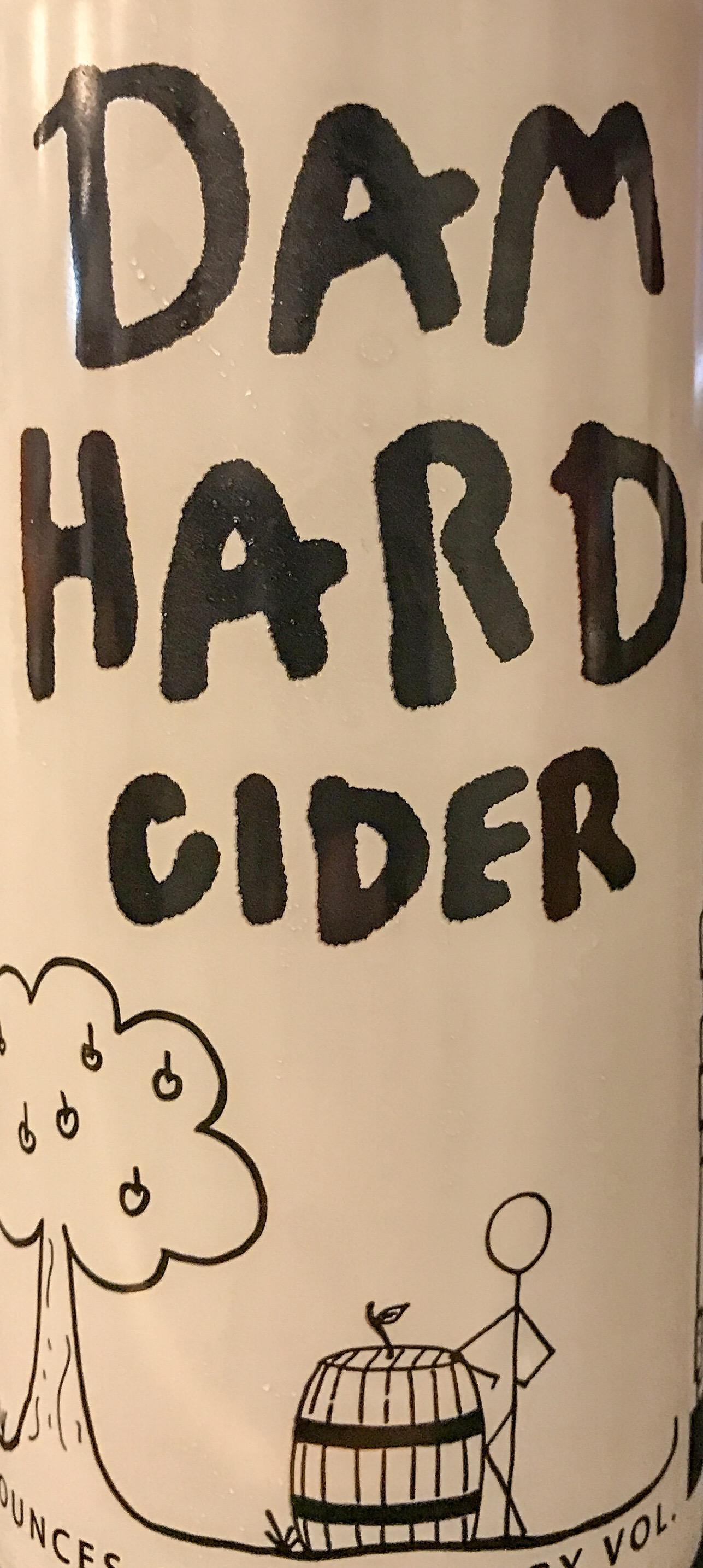 Dam Hard Cider
