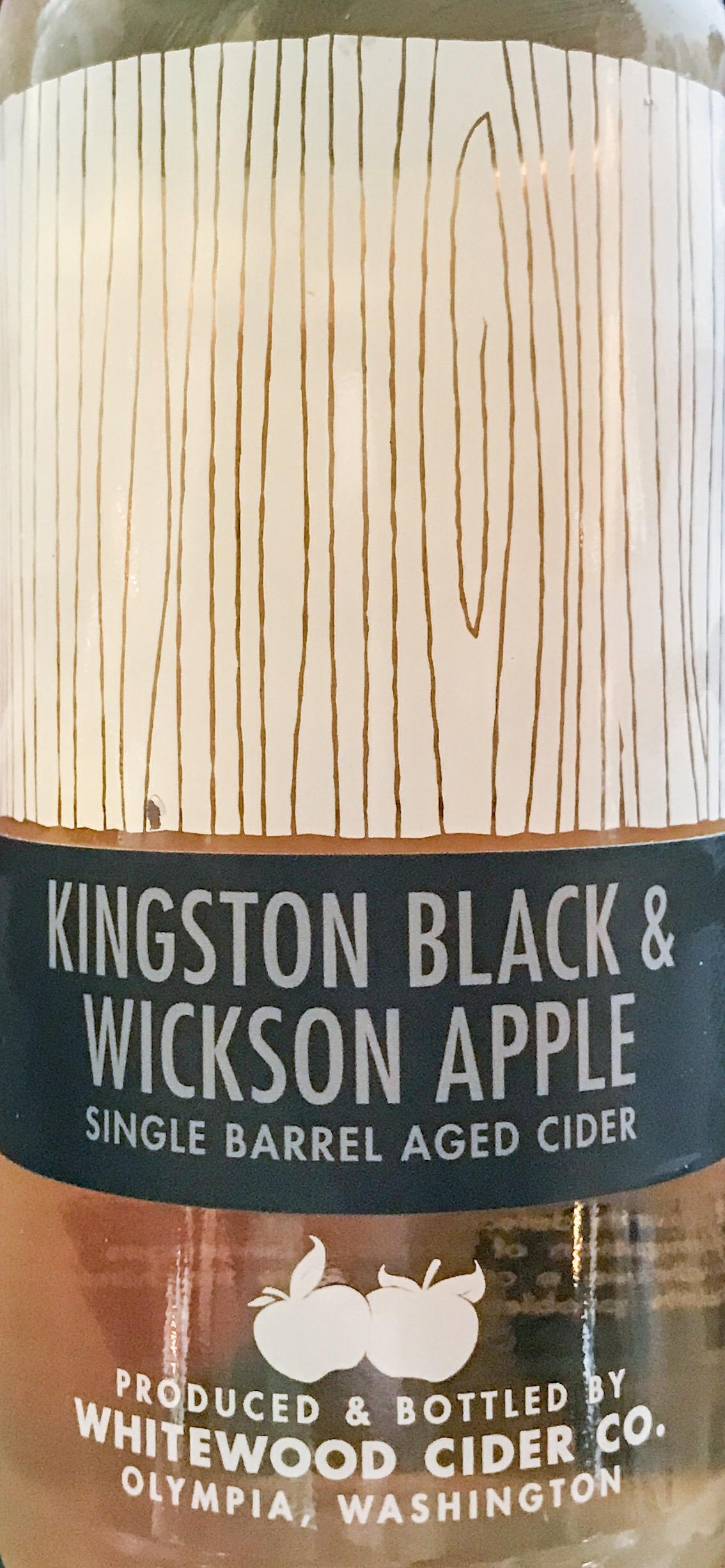Kingston Black and Wickson Apple