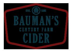 Bauman's Cider