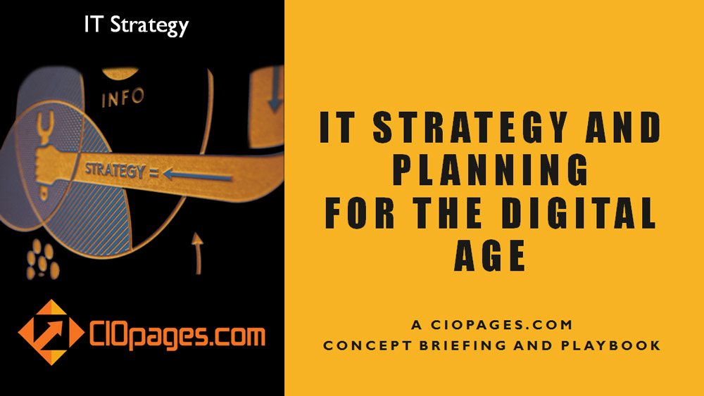IT strategy for the Digital Age