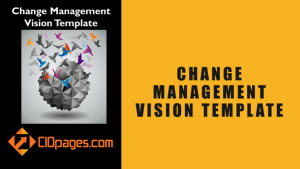 Change Management Vision Template