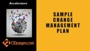 Sample Change Management Plan