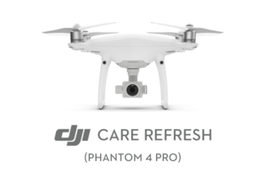DJI Care Refresh for Phantom 4 Pro / Pro+ (1-year)