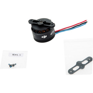 DJI 4114 Motor with Black Prop Cover for S1000 (Part 21)