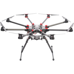 DJI Spreading Wings S1000 Premium Octocopter with Zenmuse Z15-5D III (HD) and A2