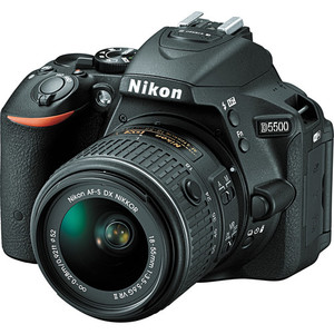 Nikon D5500 DSLR Camera with 18-55 Lens