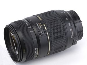 Tamron Zoom Telephoto AF 70-300mm f/4-5.6 Di LD Macro Autofocus Lens for Canon EOS
