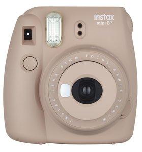 Fujifilm instax mini 8+ Instant Film Camera (Cocoa)