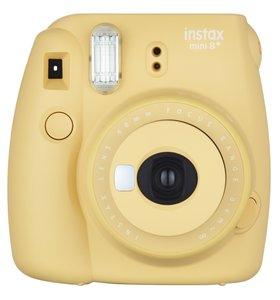 Fujifilm instax mini 8+ Instant Film Camera (Honey)