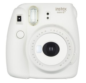 Fujifilm instax mini 8+ Instant Film Camera (Vanilla)