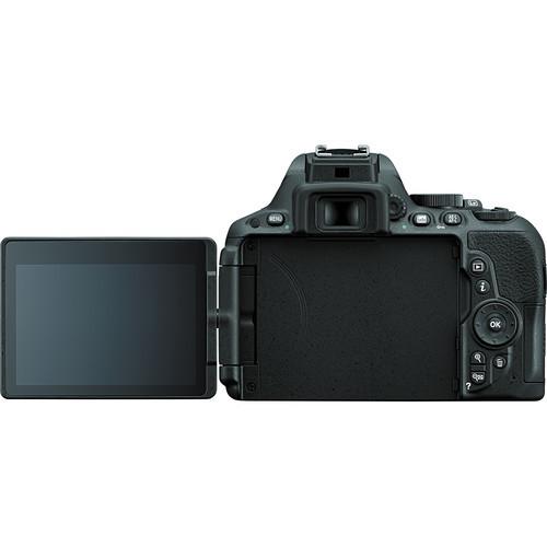 Nikon d5500 dslr camera %28body only  black%29 3
