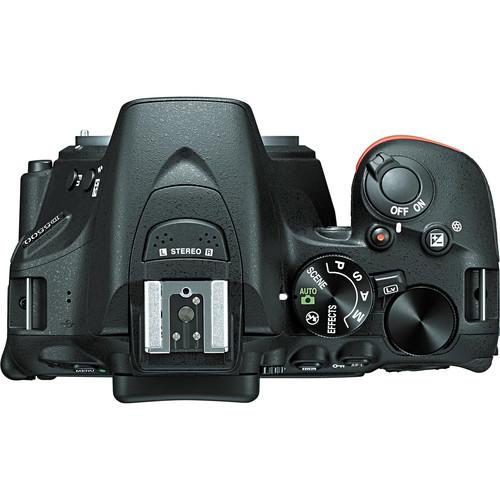 Nikon d5500 dslr camera %28body only  black%29 4