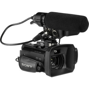 Sony 96GB HXR-NX30 Palm Size NXCAM HD Camcorder with Projector