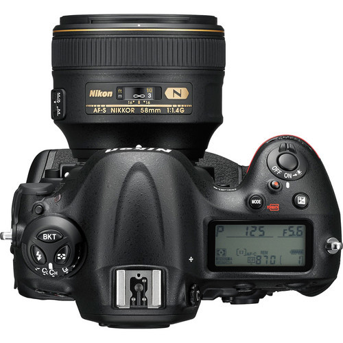 Nikon d4s dslr camera %28body only%29 3