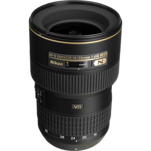 Nikon AF-S NIKKOR 16-35mm f/4G ED VR Lens