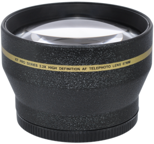 Pro Series 2.2x High Definition AF Telephoto Lens 67mm