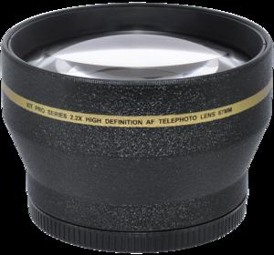Pro Series 2.2x High Definition AF Telephoto Lens 67mm
