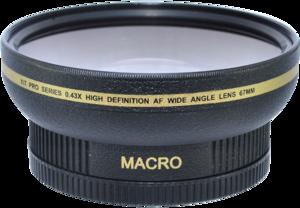 67mm 0.43x HD Wide Angle Lens