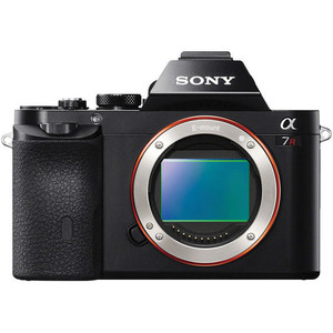Sony Alpha a7R Mirrorless Digital Camera
