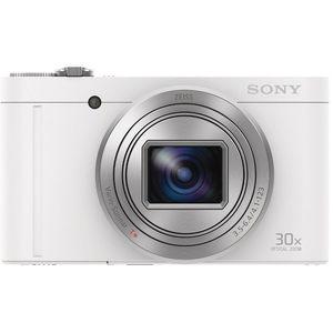 Sony Cyber-shot DSC-WX500 Digital Camera (White)