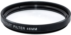 XIT 46mm Glass Camera Lens Sky and UV Filter
