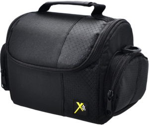 Deluxe Digital Camera/Video Padded Carrying Case (Medium)