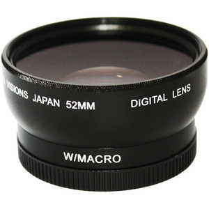 Wide-Angle Pro HD 0.45x Conversion Lens for 52mm Lenses
