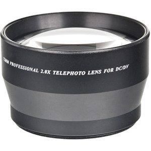 72mm Pro 2x HD Telephoto Conversion Lens