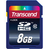 Transcend 8GB SDHC Memory Card Class 10