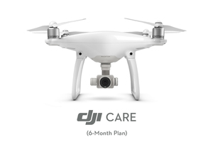 DJI Care Exclusively for Phantom 4 6-Month Plan