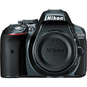 Nikon D5300 DSLR Camera (Body Only)