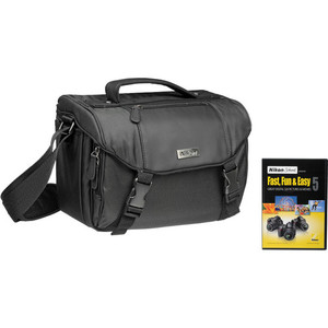 Nikon DSLR Value Pack with Nikon School DVD