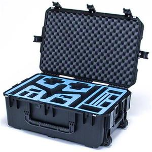 Go Professional Cases Watertight Travel Mode Hard Case for DJI Inspire 1 X5 Quadcopter