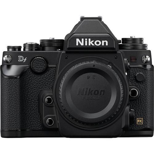 Nikon df dslr camera %28body only  black%29