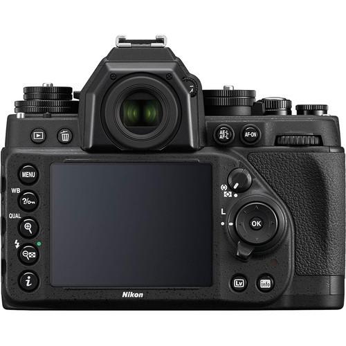 Nikon df dslr camera %28body only  black%29 2